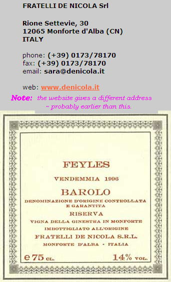 Feyles label